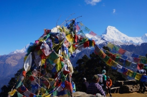 Trekking to Annapurna Base Camp: Part one