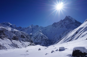 Trekking to Annapurna Base Camp: Part two
