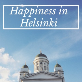 Happy times in Helsinki