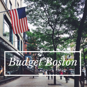 9 Things to Do on a Budget in Boston