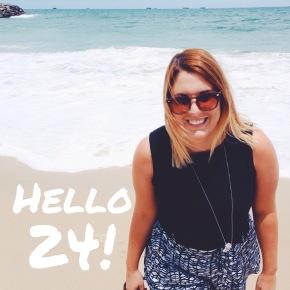 Goodbye 23. Hello24!