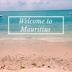Welcome to Mauritius!